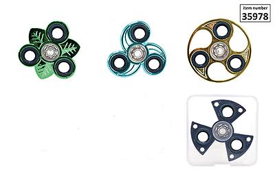 2019 Nuovo Stile Pesante Mano Spinner In Metallo Molti Forme Contro Stress & Concentrazione Prima Qualità