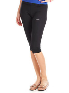1aac1a413259 NWT REEBOK Women s Capri Play Dry Tights Pants W43515 3 4