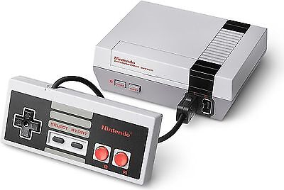 NINTENDO CLASSIC MINI NES CONSOLE  - Nintendo Entertainment System - NEW
