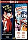 Where Danger Lives Tension 0085391150282 DVD Region 1 P H