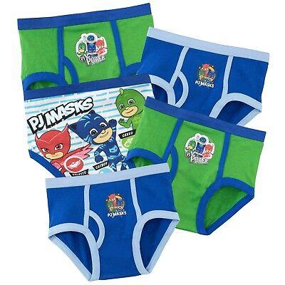 Pj Masks Vest 2 Pack Owlette Gekko Catboy Underwear age 4-5 years
