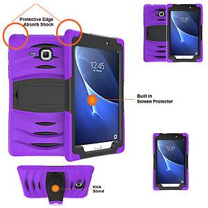 Heavy-Duty-Shock-Drop-Proof-Case-Cover-For-Galaxy-Tab-A-7-inch-T280-T285-PURPLE