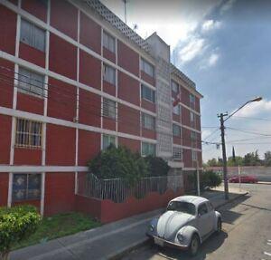 REMATE BANCARIO DEPTO EN VALLE DE MACKENZIE 77 VALLE DE ARAGON  NETZAHUALCOYOTL