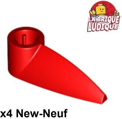 4 x liftarm Epais 1x15 BLANC//WHITE liftarm thick//32278 article neuf LEGO Technique