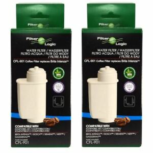 2-x-FilterLogic-CFL-901B-Coffee-Water-Filter-Fits-Brita-Intenza-467873-Bosch