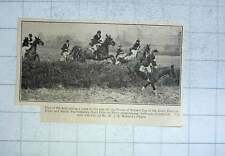 1925 Dunchurch Point-to-point Races Wr Bedford's Pippin