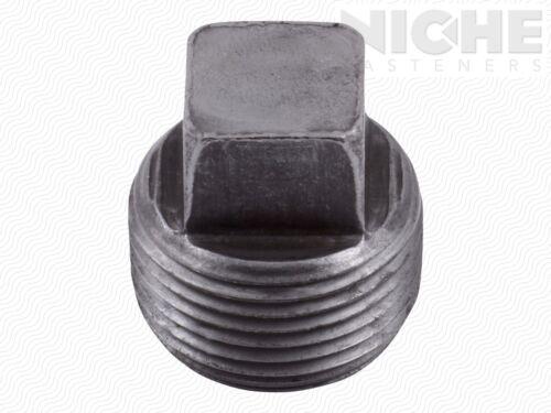 25 Pieces Pipe 3//4 SQ HD SAE J531 LC PL Plug
