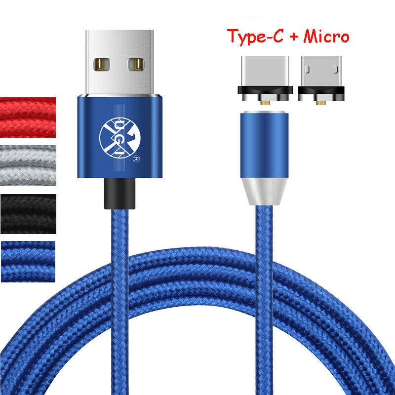 1 Cable 2 Plug(Micro Type-C)