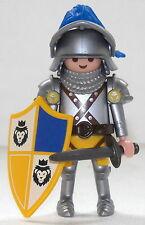 LÖWENRITTER PLAYMOBIL z Turnier Ritterburg Schild Helm Crusader Kreuzritter 1311