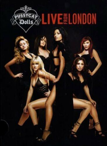 1 von 1 - Pussycat Dolls - Live From London (Limited Edition) - DVD Neu