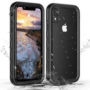 For Apple iPhone XR Xs Max Case Life Waterproof Shockproof Dirtproof Snowproof