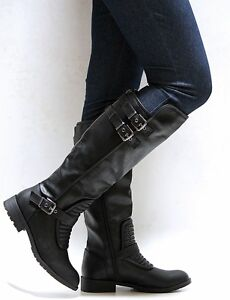 women quilted riding prod raina quilt wid op black spin p hei gc sharpen boots s fashion shoes boot