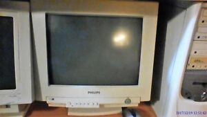 Monitor crt philips 105b