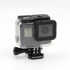 Telesin Diving Underwater 45M Waterproof Housing Case for for Gopro Hero 5 Black