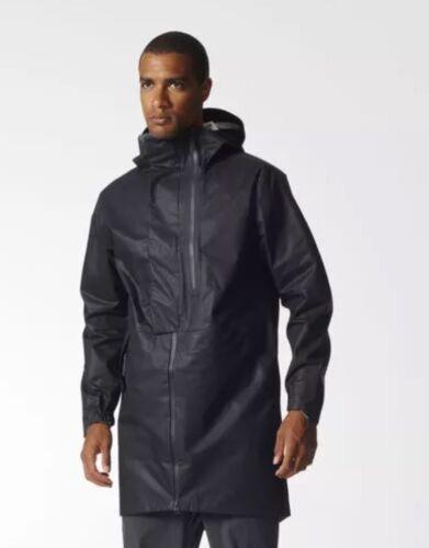 Performance Sw Parker taglia Rro Adidas Cappotto Unisex nera Uk piccola S94845 £ 220 ORdW1qw