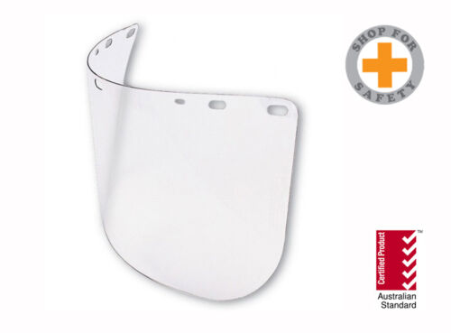 Australian Standards Certified AntiFog High Impact Face Shield