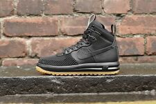 100% authentic 69440 0de9f item 5 Nike Lunar Force One 1 Duck Boot size 9. BlackGum. boots 805899-003.  -Nike Lunar Force One 1 Duck Boot size 9. BlackGum. boots 805899-003.