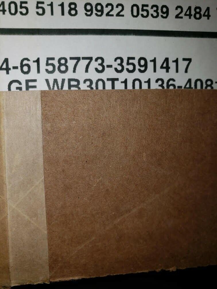 "OEM WB30T10112 GE Range 12/"" Haliant Element"