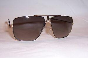 NEW Carrera Sunglasses 1006 S 2M2-HA BLACK GOLD BROWN AUTHENTIC ... 351cd5674d2d