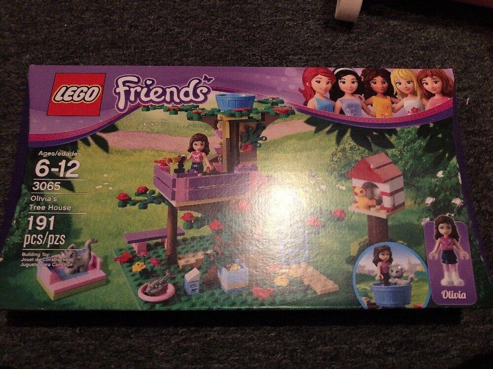 LEGO FRIENDS - Olivia's Tree Tree Tree House BRAND NEW & SEALED   cf4380