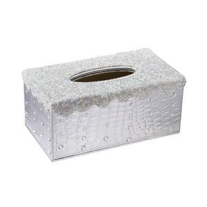 Premium-Shiny-Tissue-Box-Cover-Rectangular-Holder-for-Home-Car-Office-Decor