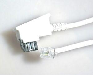 3m-TAE-F-Anschlusskabel-3-m-Telefon-Kabel-3-0-m-analog-weiss-RJ11-Westernstecker