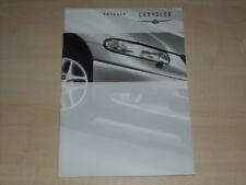 64326) Chrysler Voyager Prospekt 09/1999