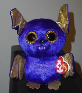 Ty Beanie Boos - COUNT the Purple Halloween Bat (6 Inch) 2018 NEW ... 2aef54ca062