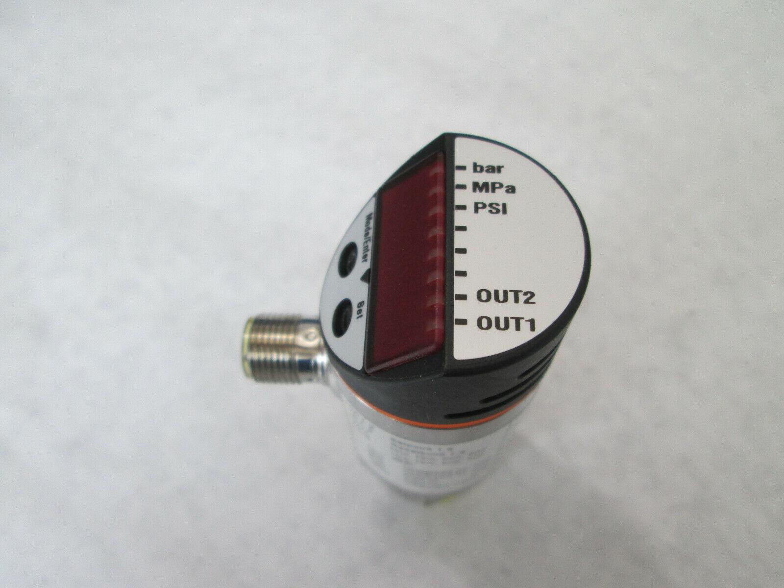1pc ifm PN7004 Electronic Pressure Sensor for sale online