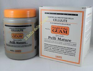 Guam mud d alga special skins mature anti cellulite kg special