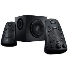 Logitech Z623 Speaker Lautsprecher 2.1 System Sound 3,5