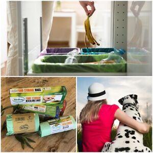 Compostable-Bags-BioBag-Kitchen-Bin-Liner-4L-8L-10L-20L-30L-Dog-Waste-Bag