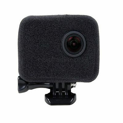 Sponge Noise Wind Reduction Windscreen Windshield Cover For Gopro HD Hero 3 3+ 4