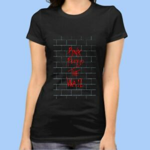 Pink Floyd mujer The Wall Camiseta