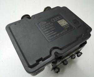 La Pompe Abs Audi Tt 8j0614517 1 An De Garantie!!!-afficher Le Titre D'origine