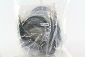 Lot-of-100-Ethernet-Network-CAT6-Cable-UTP-3FT-Black-BHR