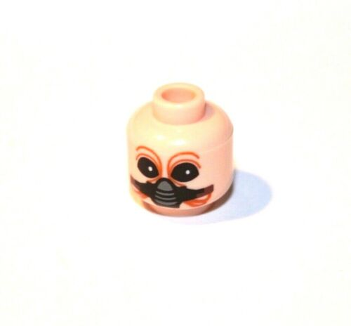 1x Lego ® Head Ten Numb Star Wars 3626bpb0250 New Flesh colours