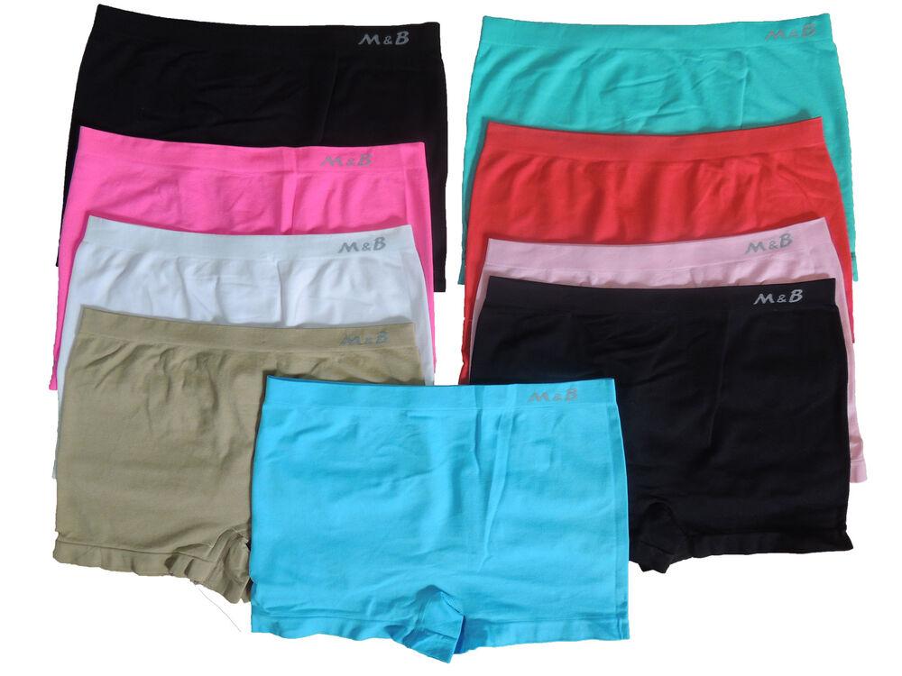 5 Femmes Pantys 38 40 42 44 46 48 50 52 54 56 58 60 Sous-vêtements Panties Grande Taille
