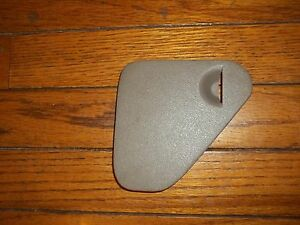 95 98 chevy gmc pickup truck fuse box door lid cover silverado rh ebay com