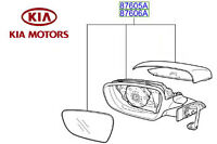 Genuine Kia Ceed 2012-2016 Door Mirror Complete LH - Manual Folding - 87610A2060