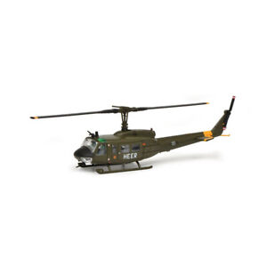 Details about Schuco 452636800 Helicopter Bell Uh 1D Army Bundeswehr Green  1:87 New! °