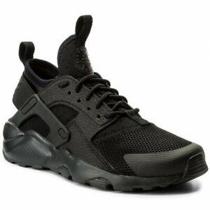official site factory outlets huge sale Details zu Schuhe von Jungs Nike Air Huarache Run Ultra 847569-004  Turnschuhe Schwarz Neu