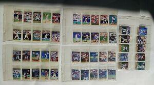 1993-Humpty-Dumpty-Baseball-50-Checklist-Collectibles-Mini-Cards