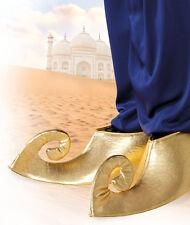 Sultan Orient Schuhüberzieher NEU - Zubehör Accessoire Karneval Fasching
