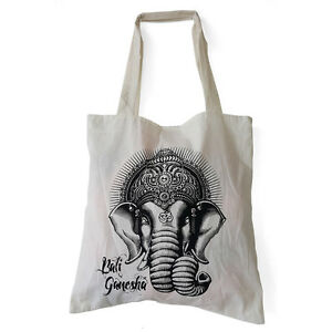 Image Is Loading Cotton Elephant Ping Bag Bali Las Shoulder Beach