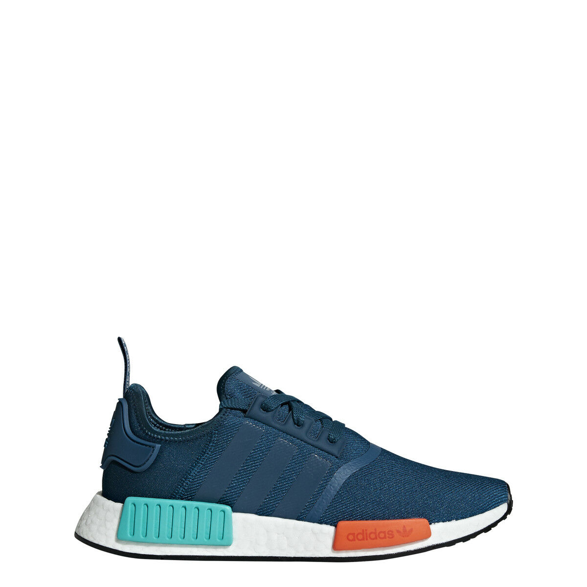 Adidas Mens NMD_R1 Blau Blau Orange - G26510