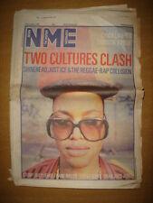 NME 1986 NOV 1 SHINEHEAD CYNDI LAUPER CHRISSIE HYNDE