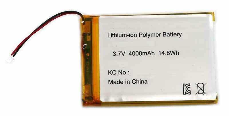 *** New Odroid Go Super Battery 4000mAh 3.7V