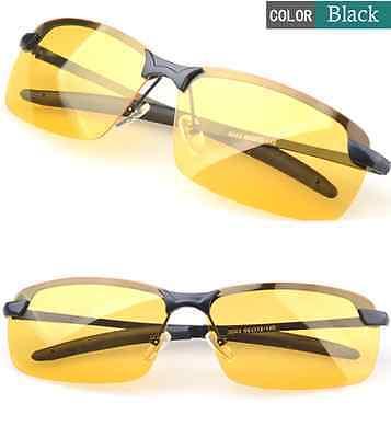 Computer glasses anti glare eye strain yellow lens pc laptop reading uv Gamming