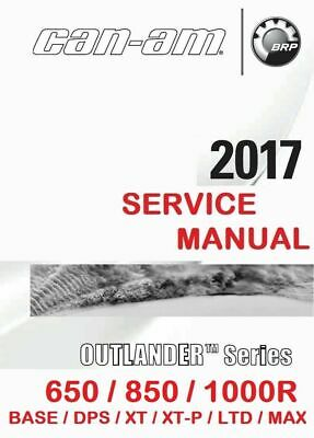 Heavy Equipment, Parts & Attachments 2016 Can Am Outlander 650 ...